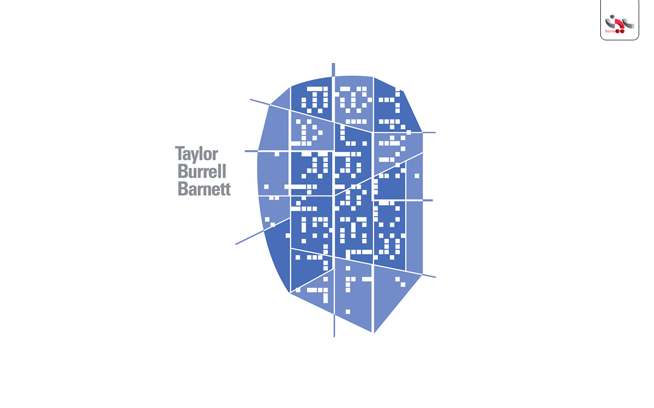 کن کاتو -  طراحی معماری Taylor Burrell Barnett