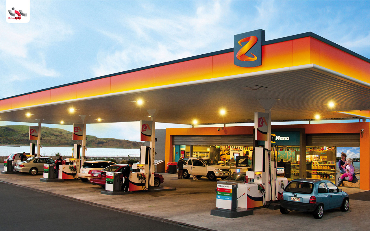 کن کاتو - شرکت سوخت Z energy