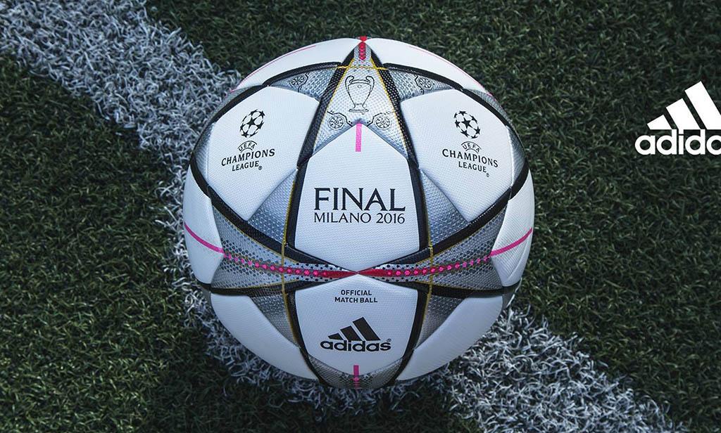 uefa champions league 2016 adidas final ball