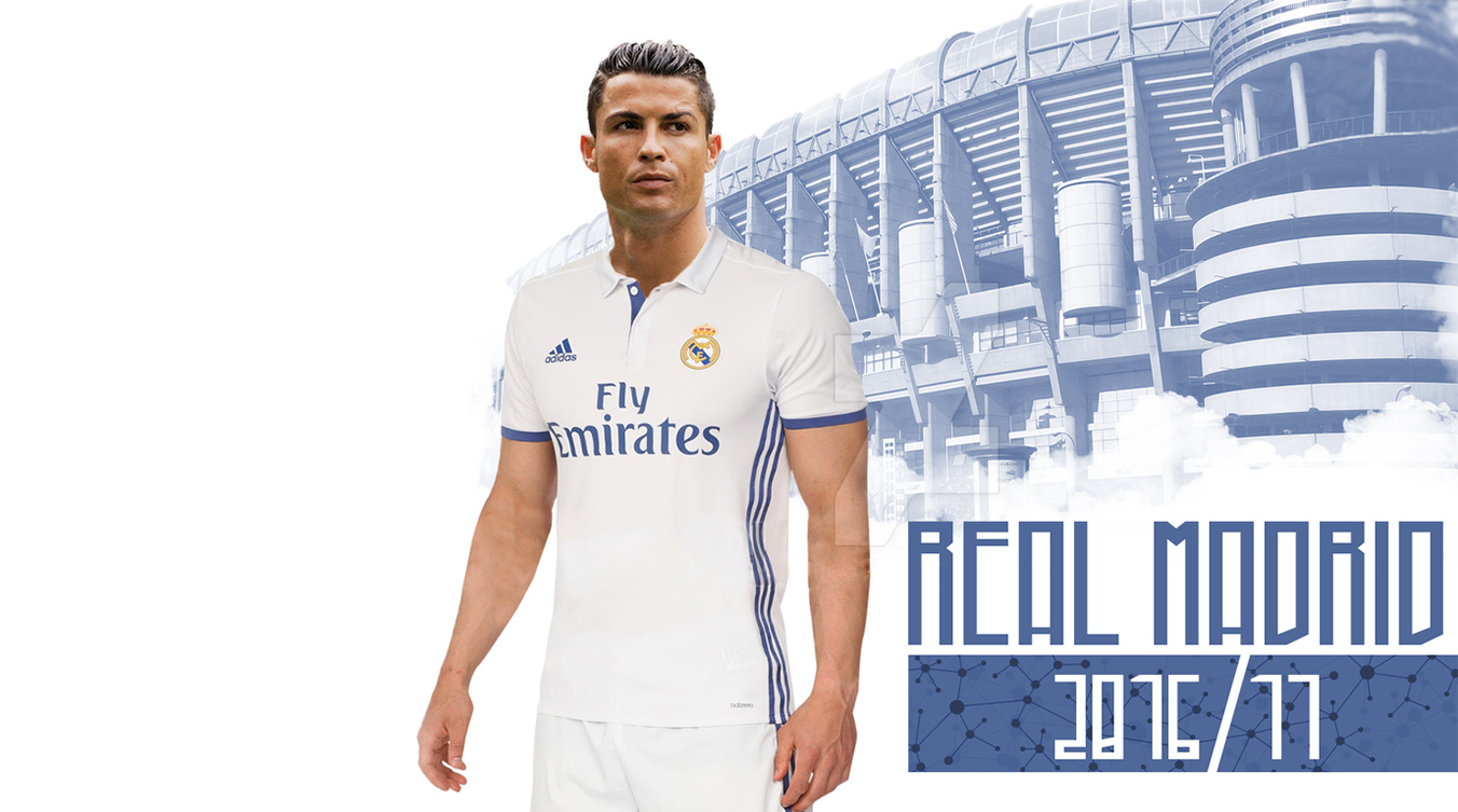 real madrid fc 16 17 kit