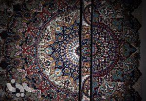 فرش ستاره کویر یزد