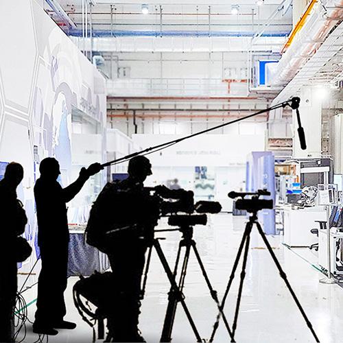 تولید فیلم مستند و رپورتاژ صنعتی و آموزشی