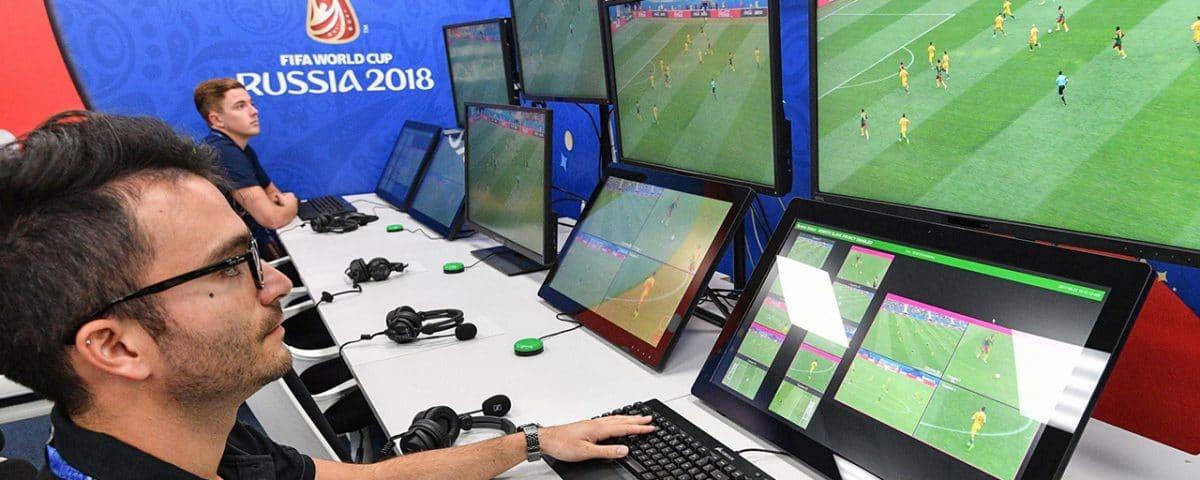 جام جهانی 2018 سیستم var