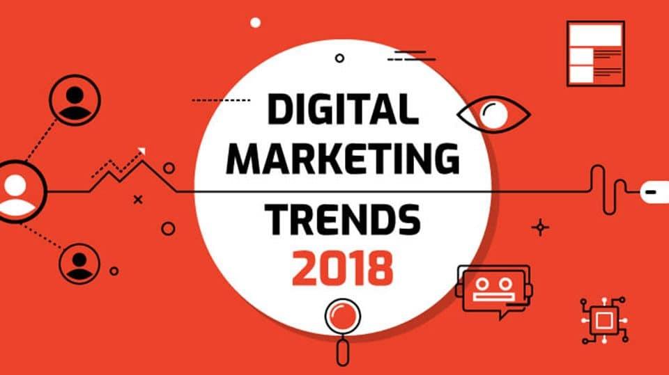 15 ترند اصلی دیجیتال مارکتینگ در سال 2018
