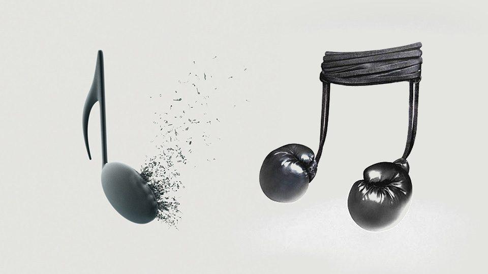 موسیقی و احساس جشنواره کن